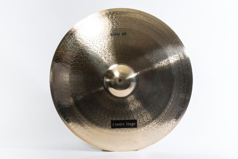 "Centre Stage 20"" Ride Cymbal"