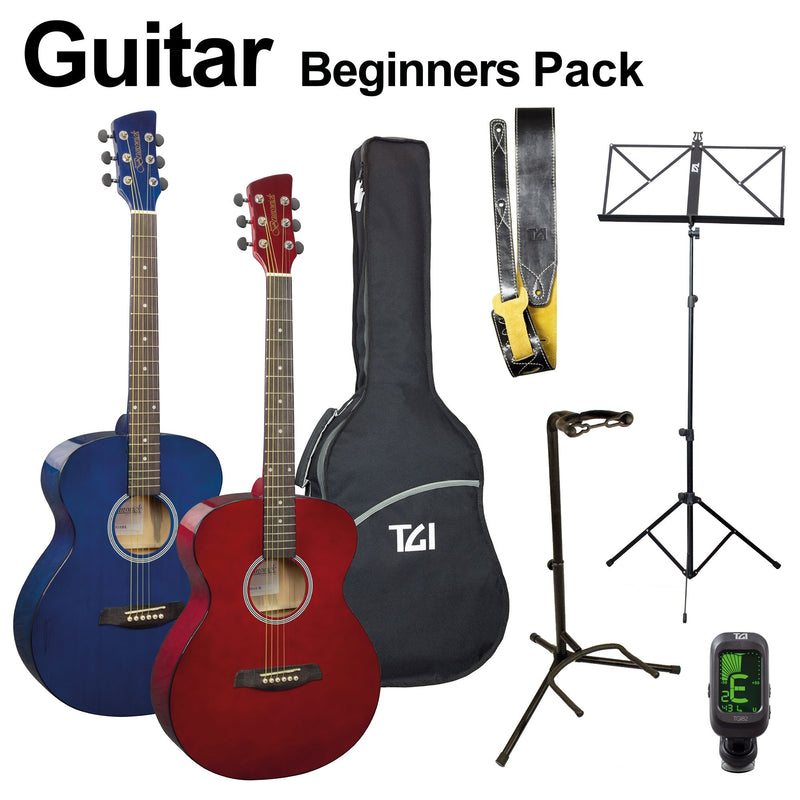 Beginners Acoustic Guitar Package