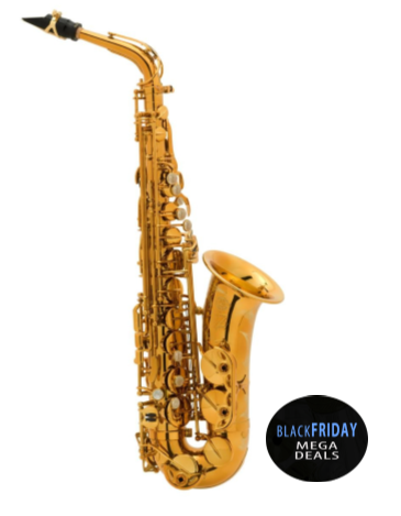Selmer Reference 54 Alto Saxophone - Honey Lacquer