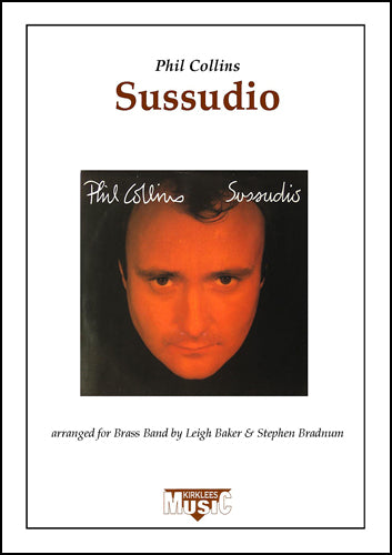 Sussudio - Parts & Score