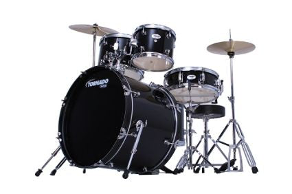 "Mapex Tornado Fusion Kit 20"" including Cymbals"