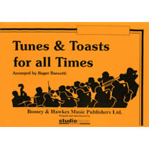 Piano-Conductor Score - Tunes & Toasts