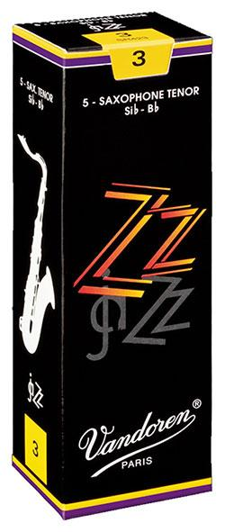 Vandoren ZZ - Tenor Sax Reeds - Box of 5