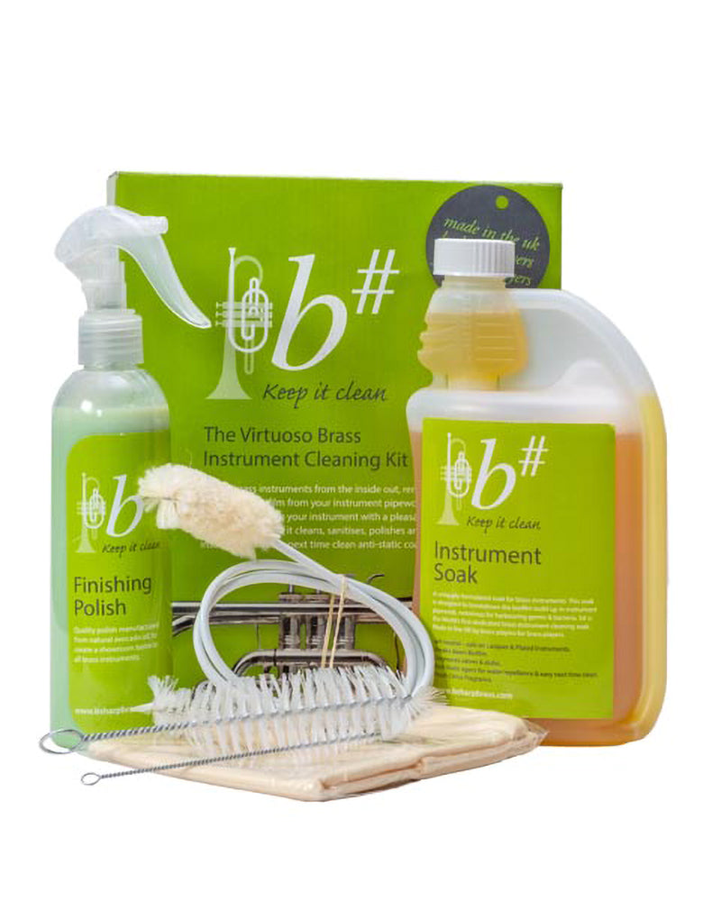 Virtuoso Brass Cleaning Kit