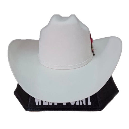 Texana 100X - Winter White - Patron - West Point