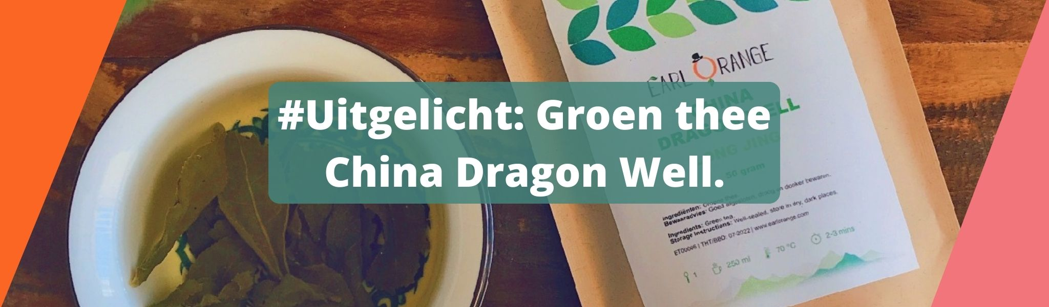 Lees hier alles over de groene thee China Dragon Well