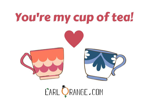My cup of tea - losse thee cadeau