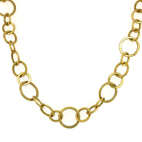 Collier Gold 750 - C42