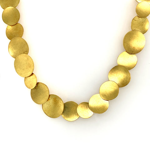 Collier Gold 750 - C55