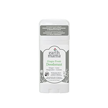 Earth Mama Ginger Fresh Deodorant