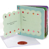 Whooo Loves Baby Greeting Card Board Book