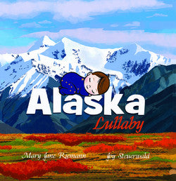 Alaska Lullaby Book