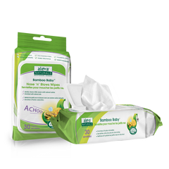 Aleva Naturals Nose 'n' Blows Wipes