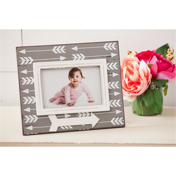 Arrow Wooden Photo Frame