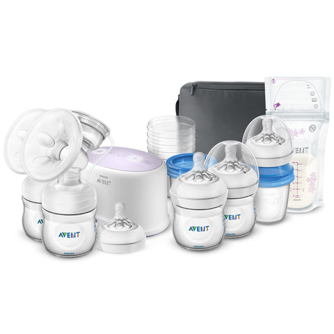 Avent Natural Double Electric Breast Pump