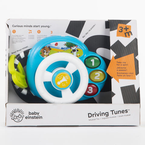 Baby Einstein Driving Tunes Musical Toy