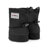 Stonz Winter Baby Booties - Black