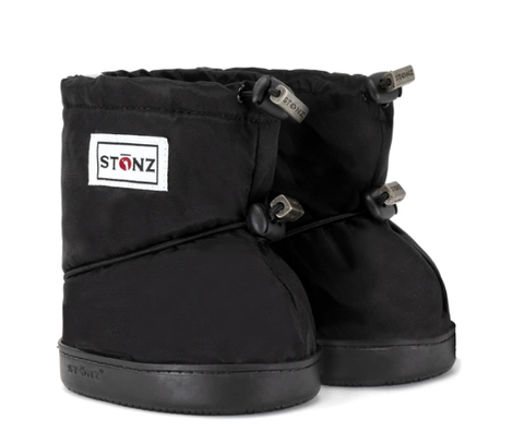 Stonz Winter Toddler Booties - Black X-LG