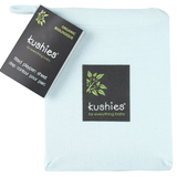 Kushies Organic Cotton Fitted Playpen Sheet