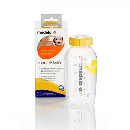medela breastmilk storage bottle 250 ml