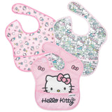 Bumkins Superbib 3pk - Hello Kitty
