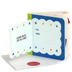 Baby Greeting Card Book
