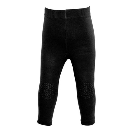 GoBabyGo Crawling Leggings - Black