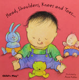 Head, Shoulders, Knees and Toes... Book