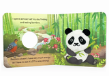 I Am a Panda Finger Puppet Book