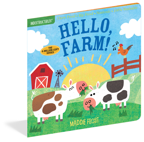Indesructibles: Hello Farm!