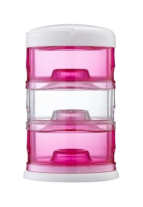 Innobaby Stackable Snack or Formula Container Set