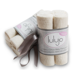 Lulujo 4 pack Organic Washcloths