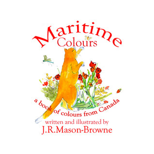 Maritime Colours: A Book of Colours From Canada
