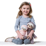 Mary Meyer Putty Sloth Plush