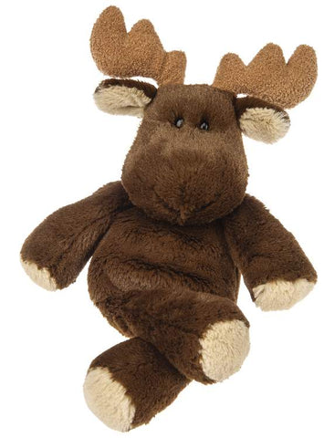 Marshmallow Zoo Jr. Moose - 9""
