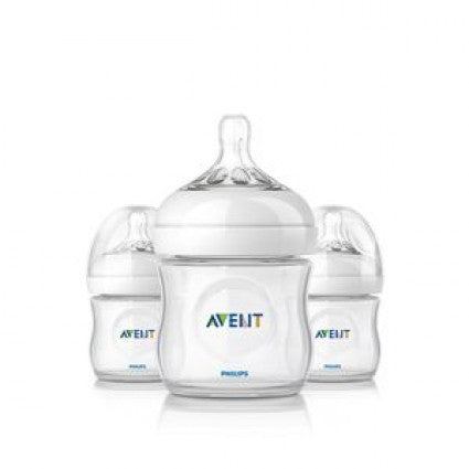 avent natural bottle 3 pack