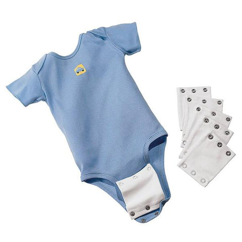My Little Star Garment extender Onesies/Bodysuit 3pk