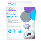 Baby Works Cushie Traveller Padded Potty Seat