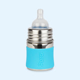 Pura Kiki Stainless Steel Infant Bottle 5oz