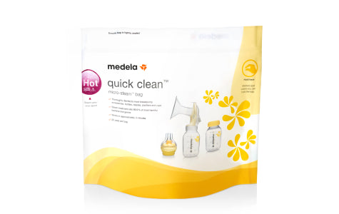 Medela Quick Clean Steralizer Bags