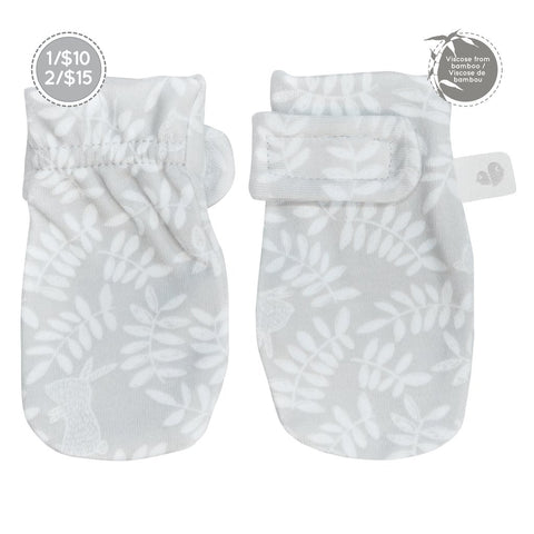 Perlimpinpin Bamboo Scratch Mitts - Rabbits