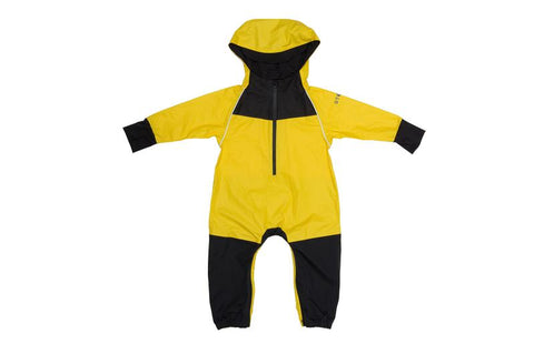 Stonz Rain Suit - Yellow