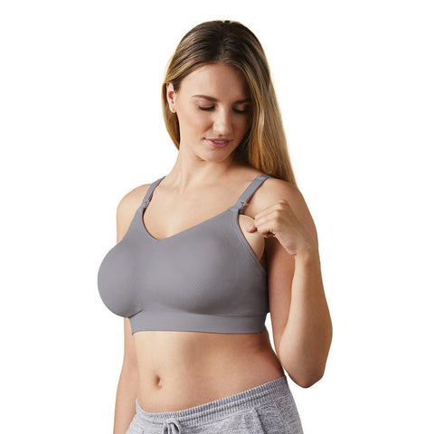 Bravado Body Silk Seamless Nursing Bra Full Cup - SILVER BELLE