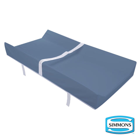 Simmons Contour Change Pad: Includes Blue Jersey Cover