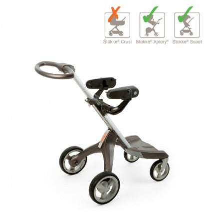 Stokke Car Seat Adapter Xplory Scoot Strollers