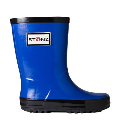Stonz Rain Boots Blue/Royal Blue
