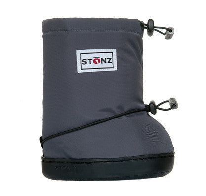 "Stonz ""Grey"" Toddler Booties"
