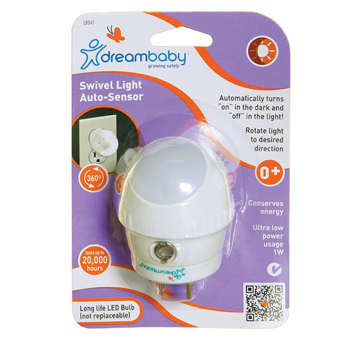 Dreambaby Swivel Light Auto-Sensor