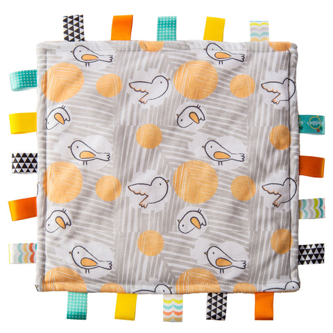 Taggies Original Blanket - Comfy Birds