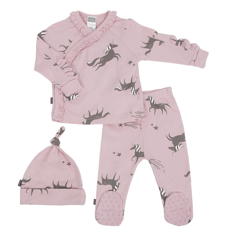 Kushies Wild & Free Take Me Home Outfit - Unicorns